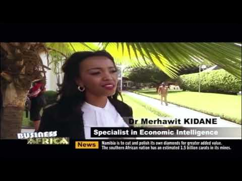 Business in Africa -Economics intelligence by Merhawit kidane