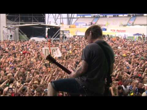 Bring me the Horizon  It Never Ends   2011 Rock am Ring