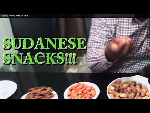 Sudanese BEST SNACK EVER!!
