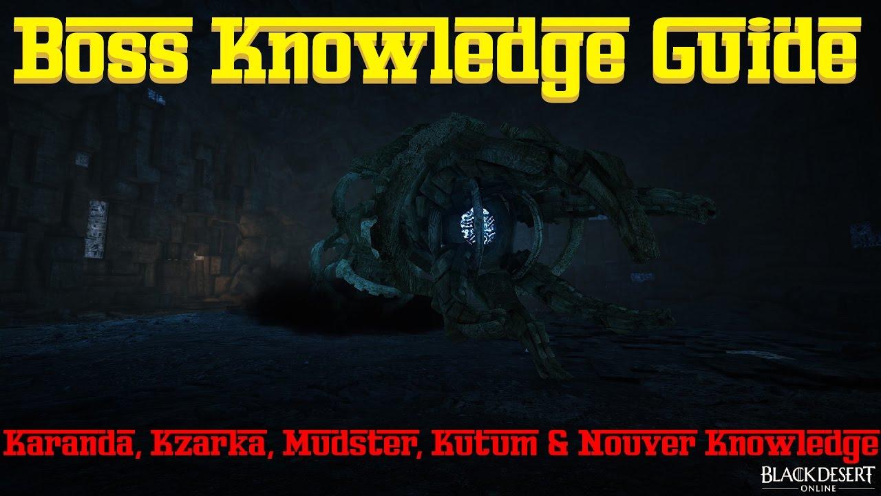 how to get karanda knowledge