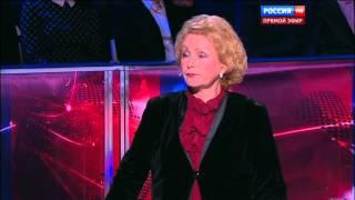 20151213 ПАРХАЛИНА   САТАНОВСКИЙ   Воскресный вечер с Владимиром Соловьевым