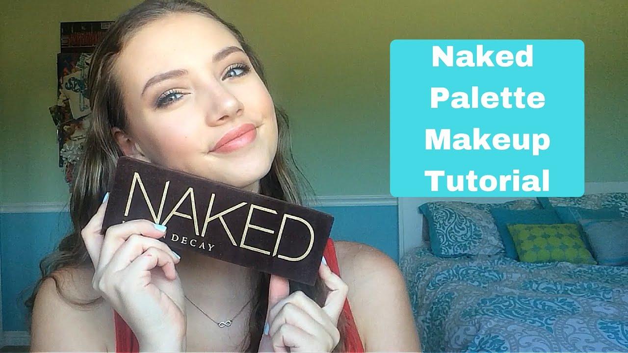 Naked1 video girl