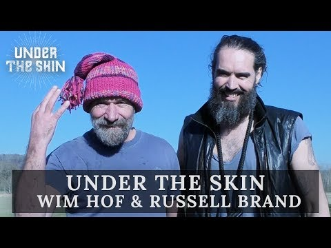Heal Yourself with The Ice Shaman | Wim Hof & Russell Brand
