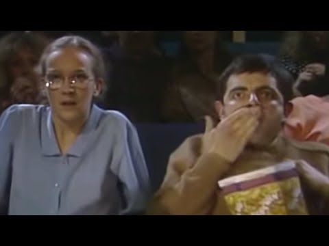 Movie Night | Funny Clips | Mr Bean Official