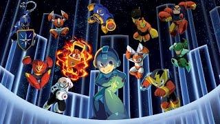 Mega Man All Bosses Part 1 (Original Series)