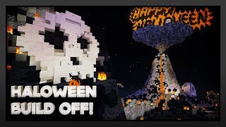 HALLOWEEN BUILD OFF COMPETITION 2018!