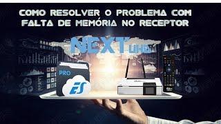 Como resolver o problema de memória cheia no Duosat Next UHD e Lite com o Es File Explorer