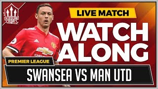 Swansea City vs Manchester United LIVE United Stand WATCHALONG thumbnail