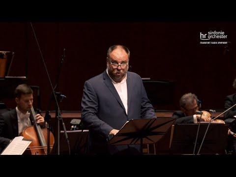Ernste Gesänge (hr-sinfonieorch. Matthias Goerne)