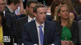 How does Facebook define hate speech? Zuckerberg dodges question thumbnail