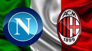 Наполи - Милан прогноз. Серия А. Прогнозы на спорт. Ставки на спорт. Прогнозы на футбол