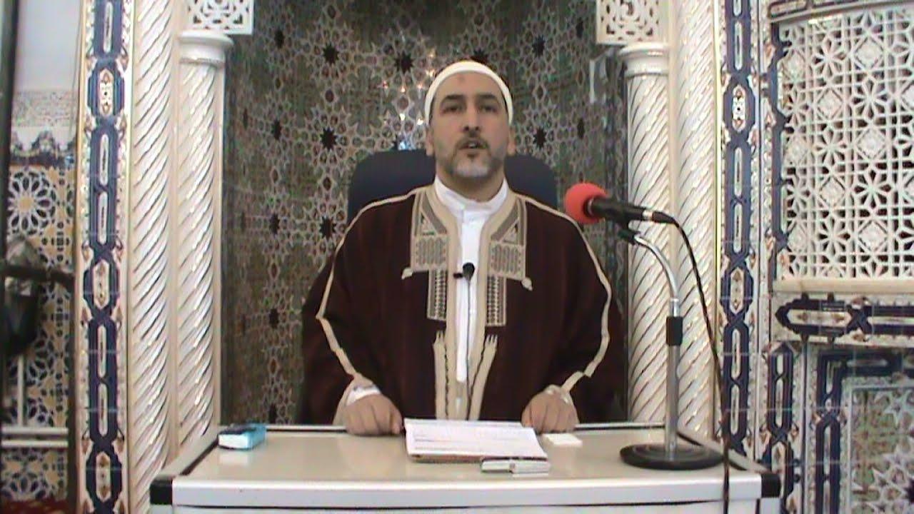 درس الجمعة 2015/07/10 الموافق  لـ 23 رمضان 1436: أي حل ل غرداية ؟