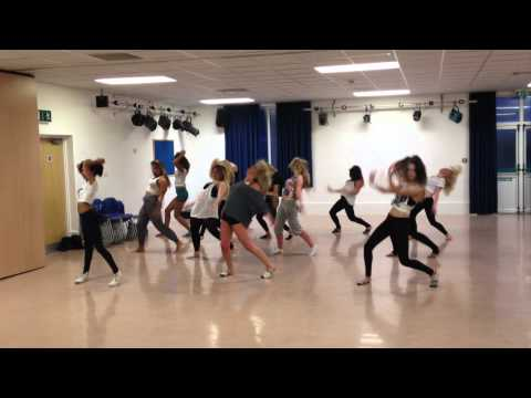 Neon Hitch F U Better class choreography commercial JAZZ Anthony Hughes