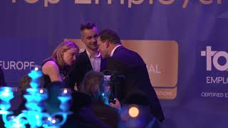 Top Employers Certification Dinner Global 2018 - Amsterdam, The Netherlands