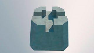 видео Технология строительства столбчатого фундамента