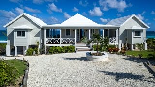 """Love Beach"" - Exquisite Beachfront Cottage for Rent in Great Guana Cay, Abaco, The Bahamas"