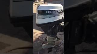 Honda 9.9hp 4 Stroke outboard Engine