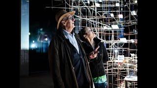Sarah Sze et Bruno Latour : une balade-discussion dans l'exposition « De nuit en jour » VOSTFR