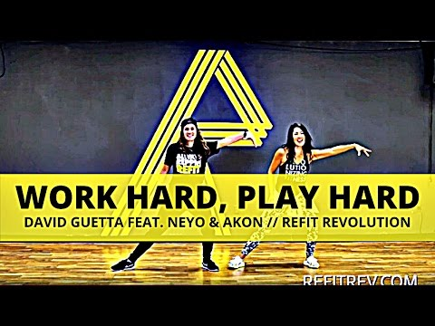 """Work Hard Play Hard"" 