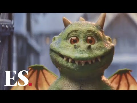 John Lewis Christmas Advert 2019: Edgar The Dragon Stars In Christmas Ad For John Lewis & Waitrose