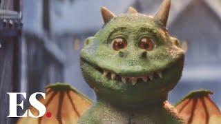 John Lewis Christmas Advert 2019: Edgar The Dragon Stars In Christmas Ad For John Lewis & Waitrose