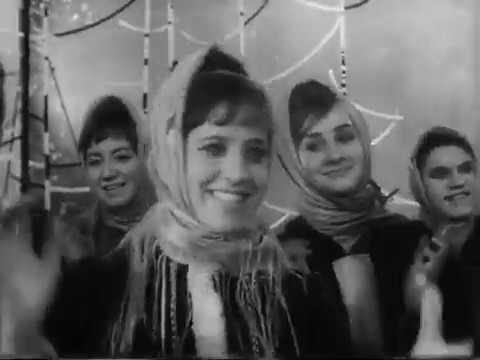 УРАЛЬСКИЕ СНЕЖИНКИ Фильм-концерт. Пермское телевидение, 1966