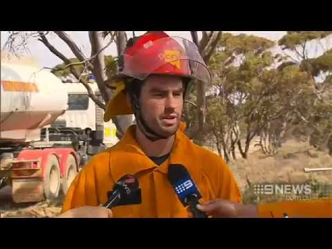 Fire Fears | 9 News Adelaide