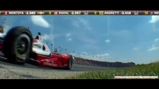 Indy 500 Car Race 2016