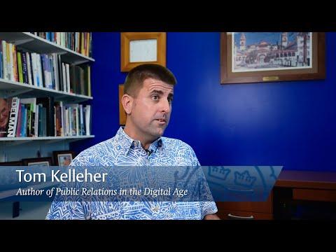Tom Kelleher on interpersonal communication in the Digital Age