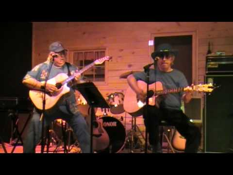 Mike McCarroll - At The Crossroads (Acoustic)