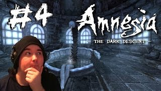 Amnesia: The Dark Decent #4 | THE MACHINE ROOM!
