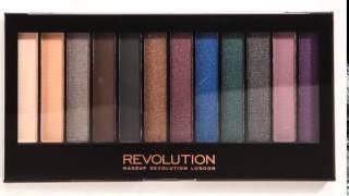 Makeup Revolution Palettes Thumbnail