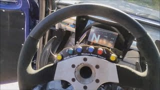 H pattern gearbox to paddle shifter prototype test