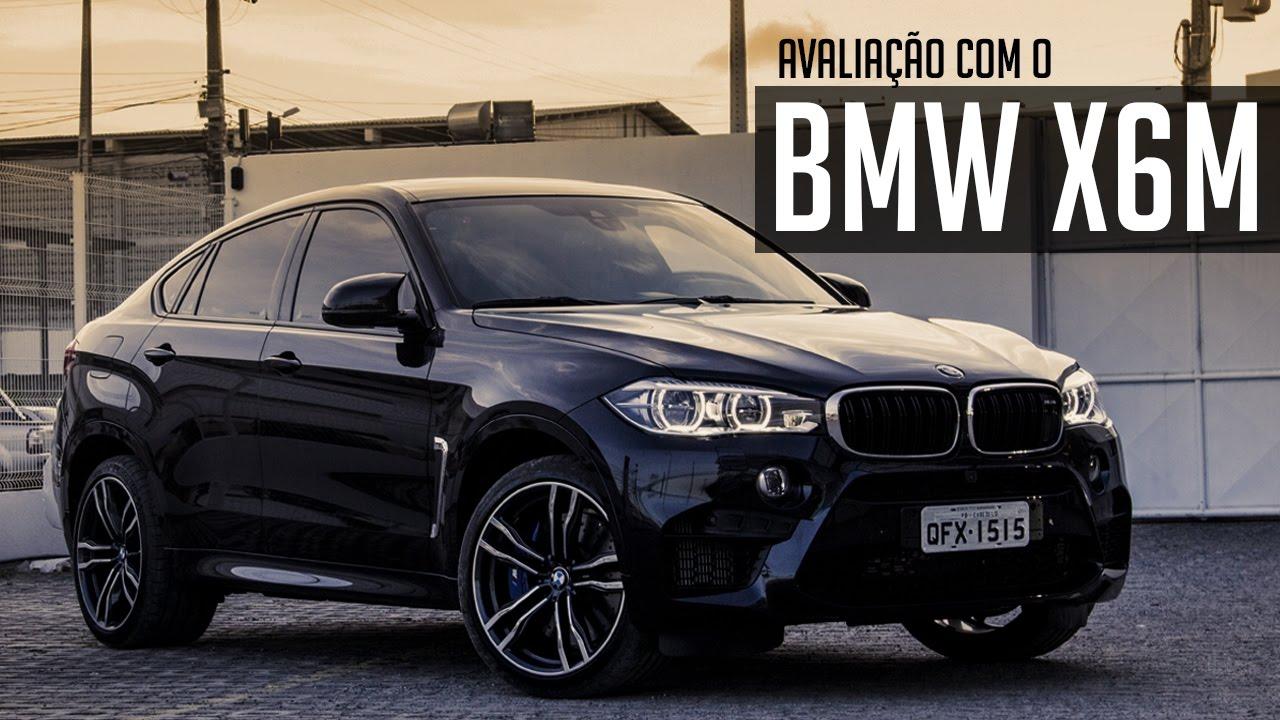Avalia 231 227 O Com O Bmw X6m 2017 Youtube