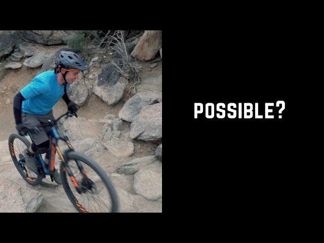 Tech climb challenge: South Mountain Waterfall