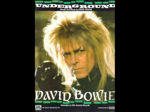 David Bowie - Underground Mp3