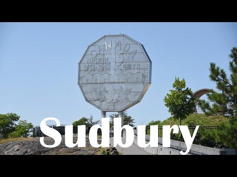 Sudbury Northern Ontario Canada