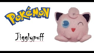 Pokemon: How To Make Jigglypuff Plushie Tutorial