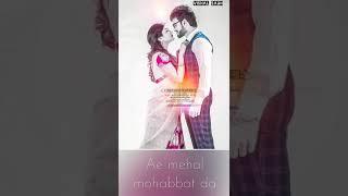 Rab Janda Hai Tu Ki Hai Mere Layi Whatsapp Status Punjabi Song full screen whatsapp status