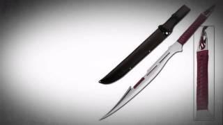 Apocalyptic Decapitator Sword (Zombies) - knife-depot.com