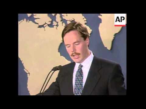 USA: WASHINGTON: NORTH KOREA WANTS NEW ARMISTICE AGREEMENT