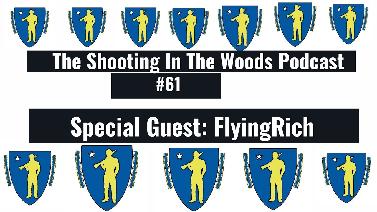 Sorry We Are late to the Party !!! The Shooting In The Woods Podcast Episode #61