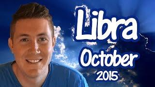 Horoscope for Libra October 2015 | Predictive Astrology