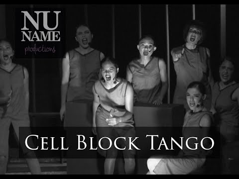CELL BLOCK TANGO - NuName Productions 2019
