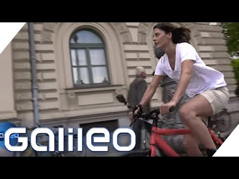 Bike Sharing: Wie Funktioniert Das?   Galileo   ProSieben