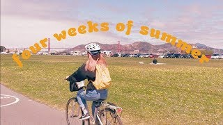 FOUR WEEKS OF SUMMER // CatCreature