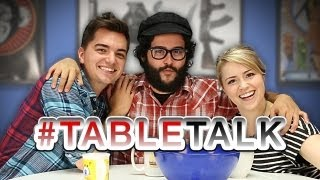 Game Of Thrones, Unwanted Super Powers, and I Won't Eat That! #TableTalk