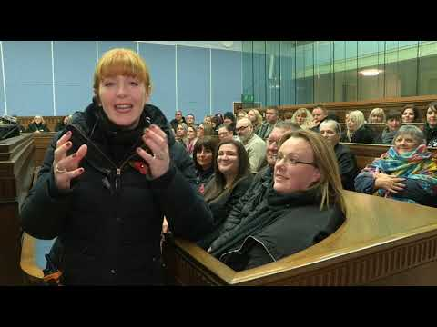 Most Haunted Live! Halloween 2019 - Accrington Old Courts