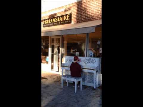 Play Me, I'm Yours - The Community Piano In Old Saybrook