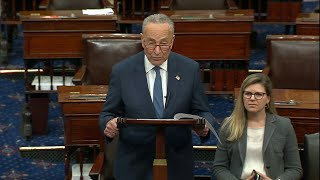 Schumer: 'The president does not have the authority for a war with Iran'   AFP
